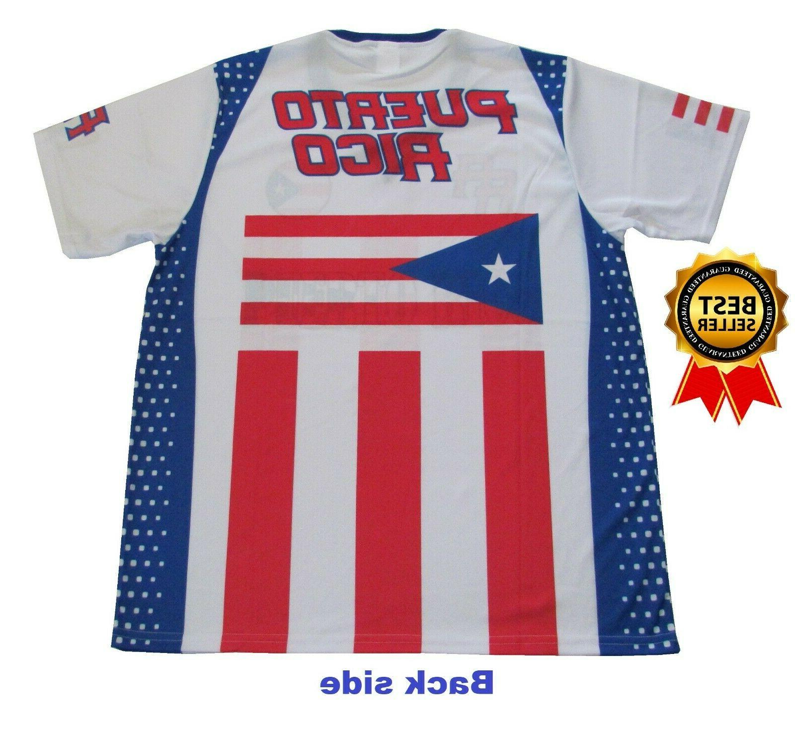 PUERTO SOCCER SHORT SLEEVE SUBLIMATION OVER