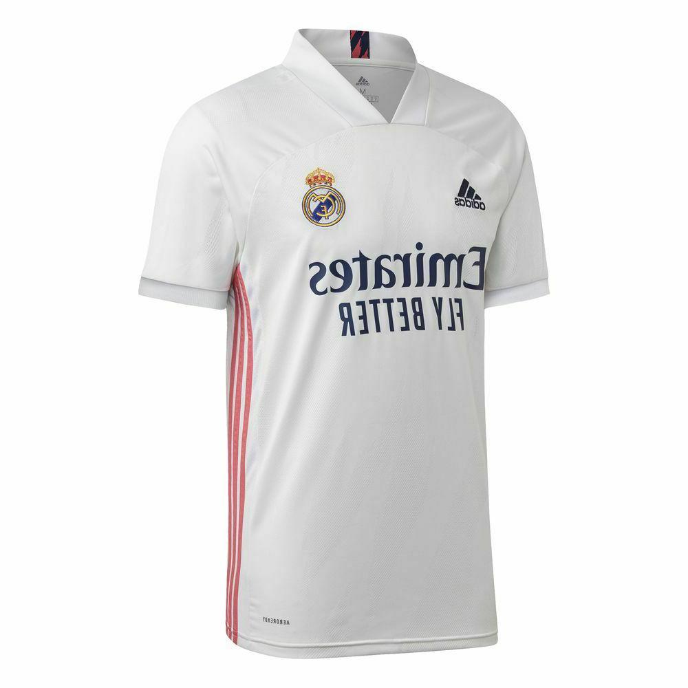 real madrid 20 21 home football jersey