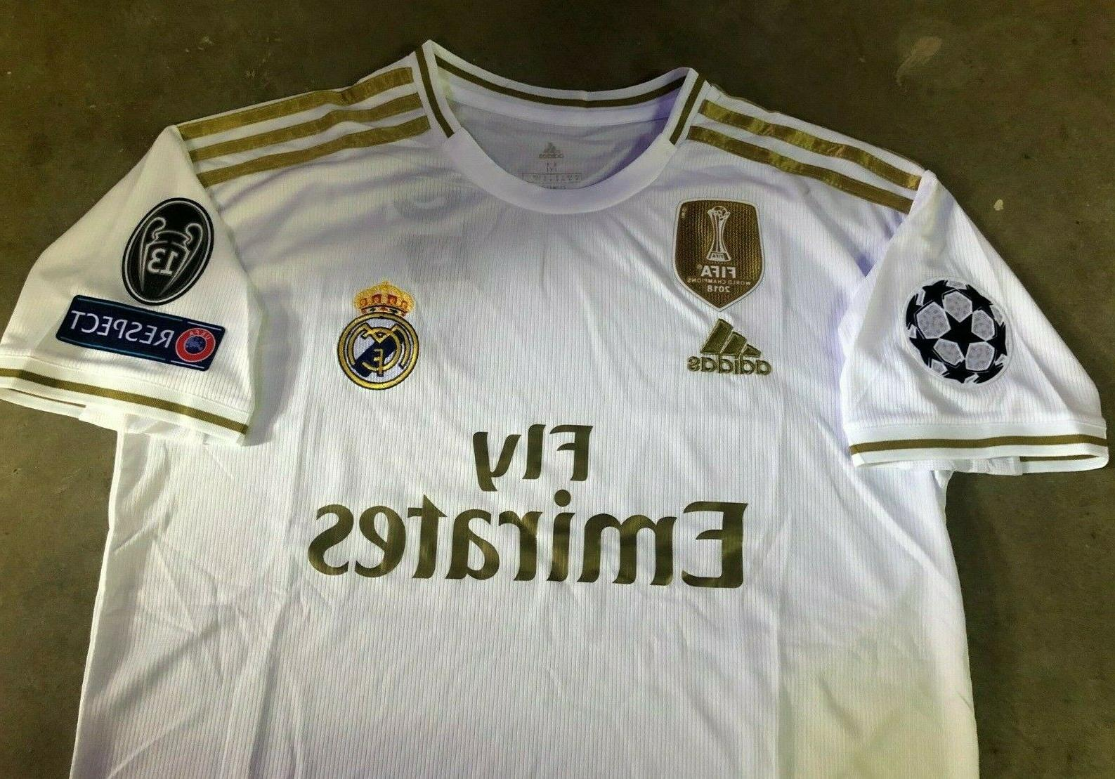 Adidas Home Soccer Jersey