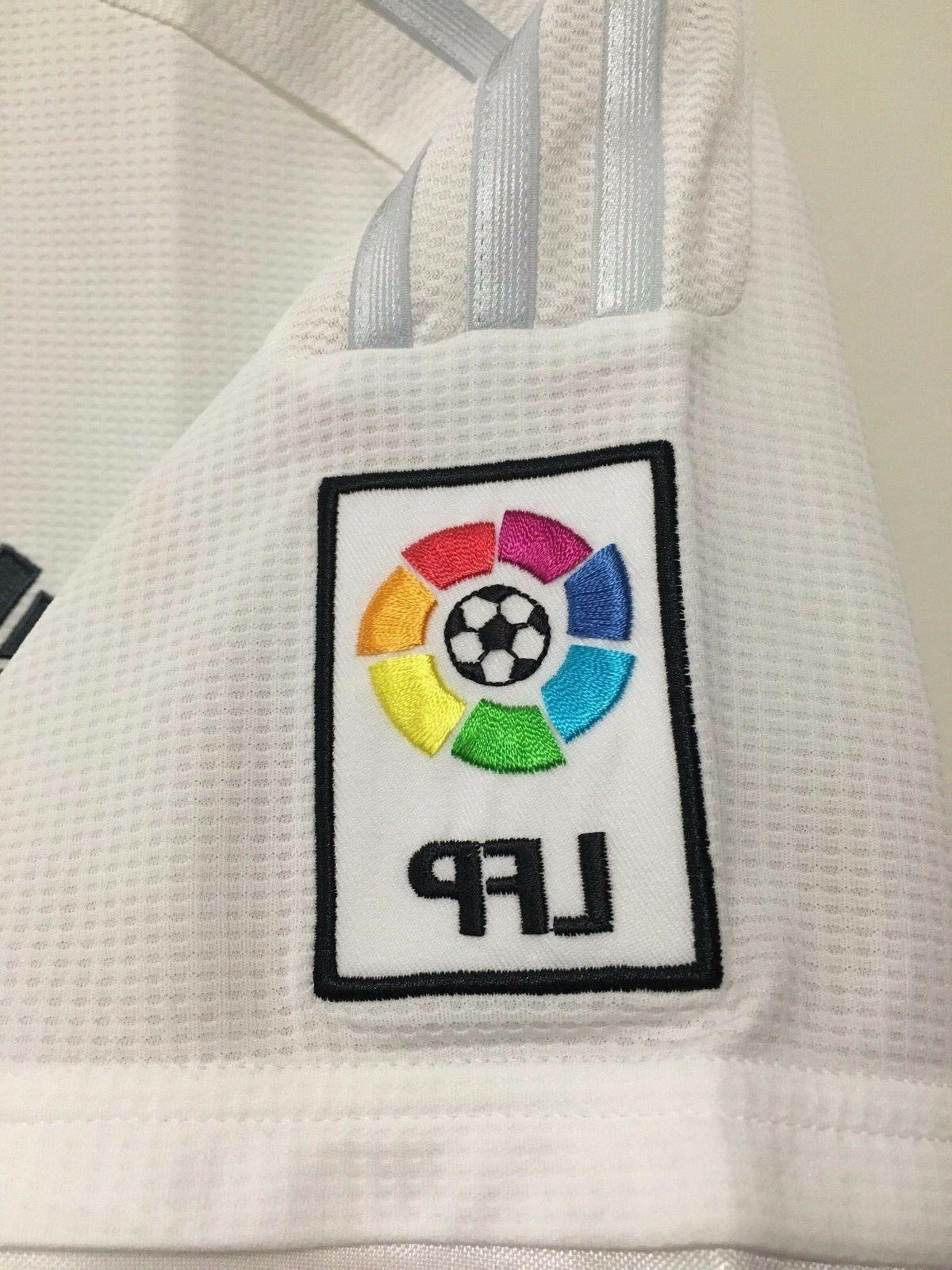 adidas Real Madrid Official 2015 Home Football Jersey
