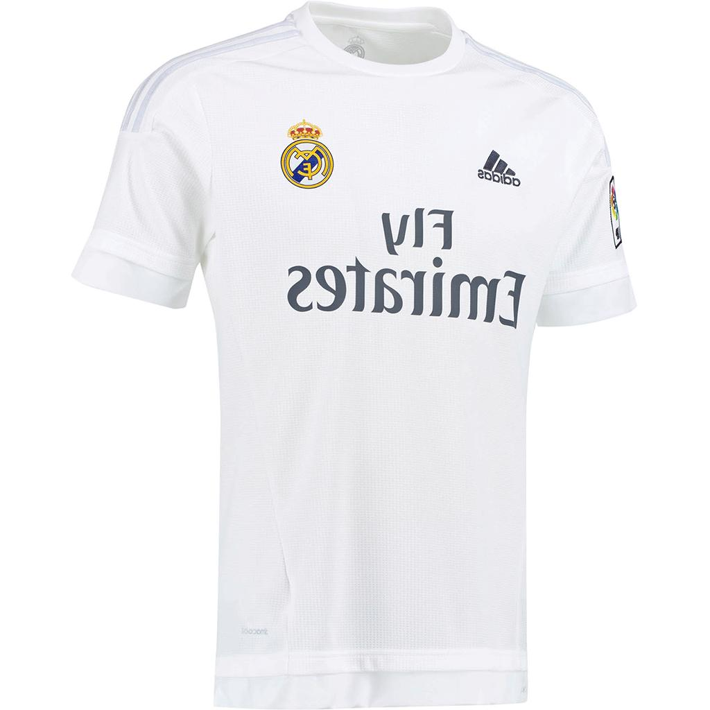 real madrid official 2015 2016 home soccer