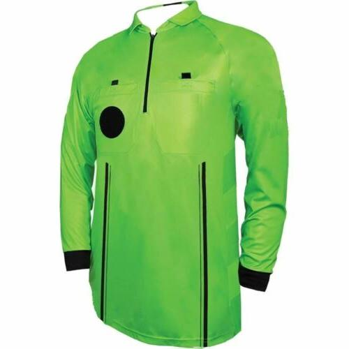 Referee Soccer Jersey Sleeves