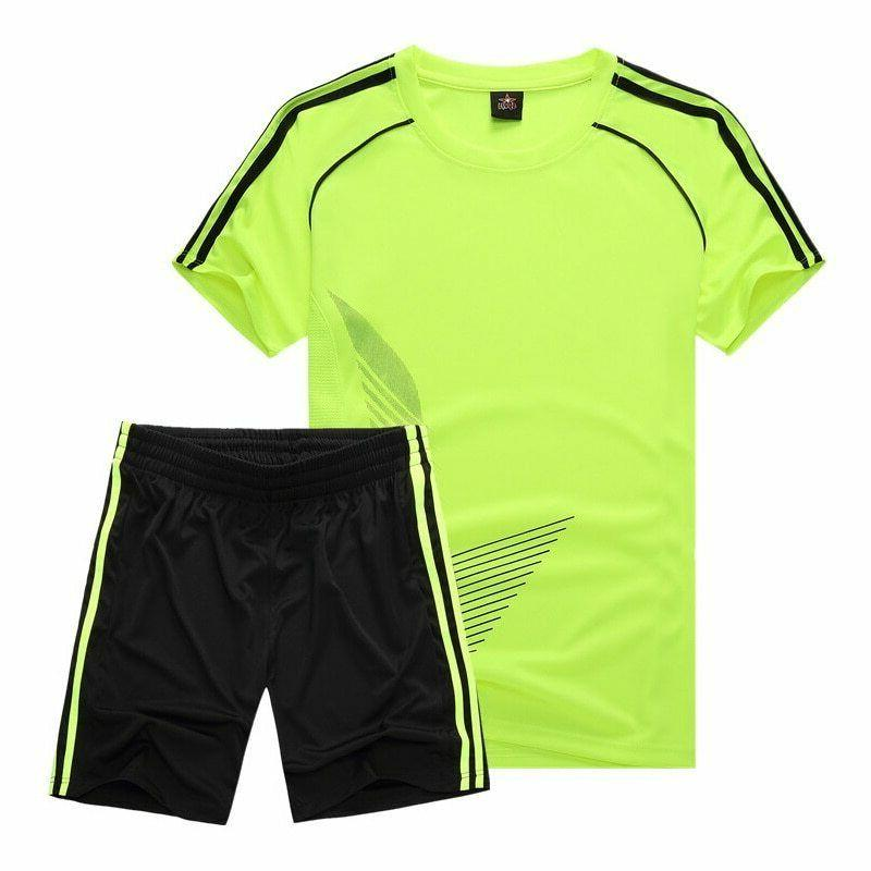 Soccer Jersey Sports Costumes for Kids Clothes Football Kits