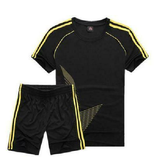 Soccer Jersey for Clothes Football Kits for Summer Ch