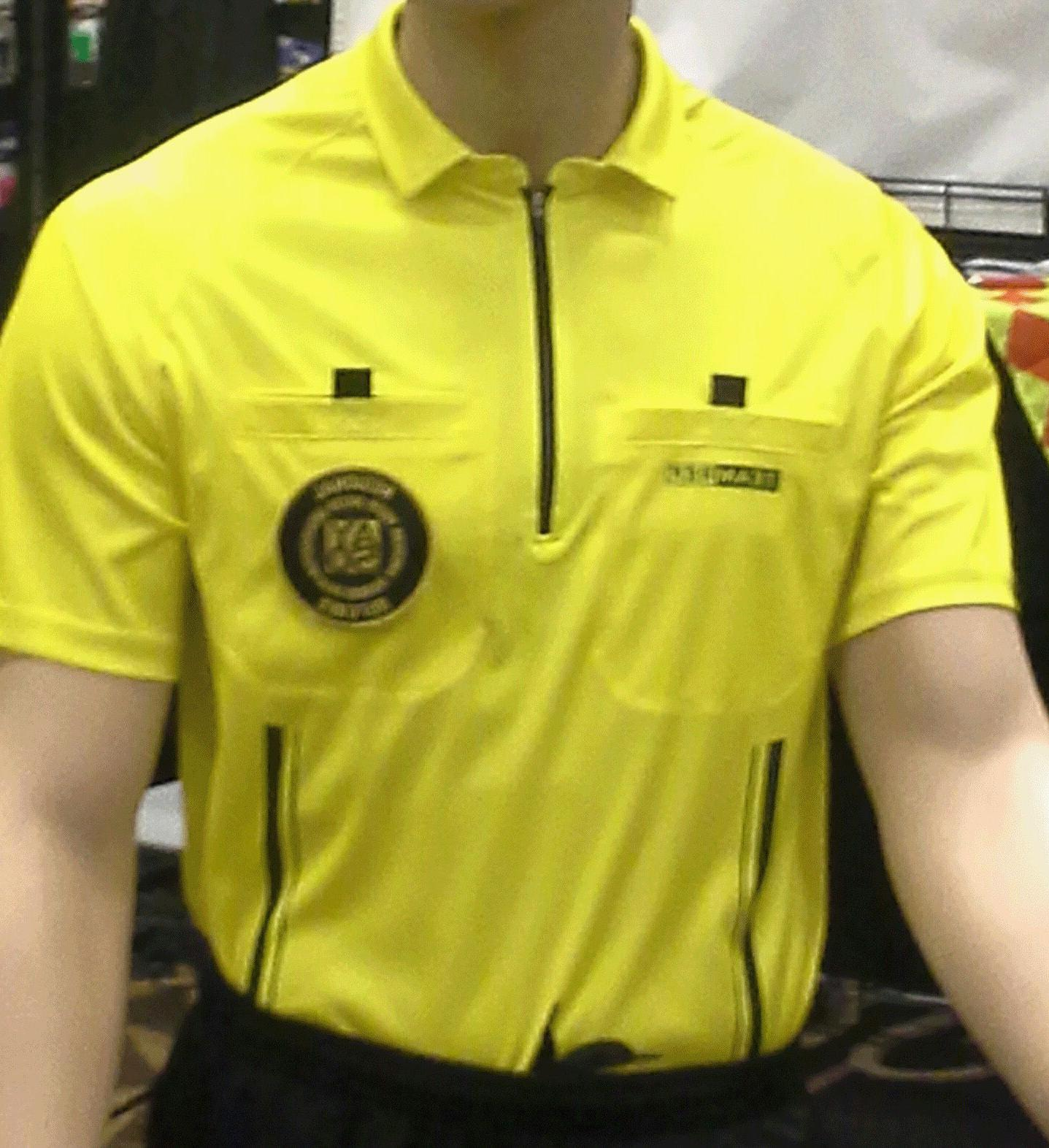 Soccer Referee jersey. USSF NEW  Style TeamRef PRO 5 colors