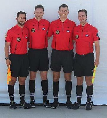 Soccer Referee NEW Official Sports.