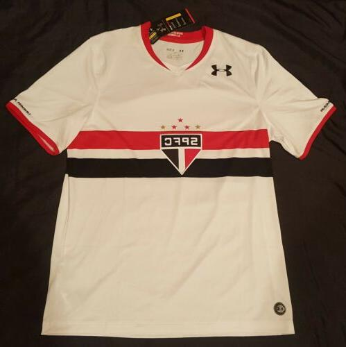 UNDER ARMOUR SOCCER JERSEY FITTED MEN'S SZ: