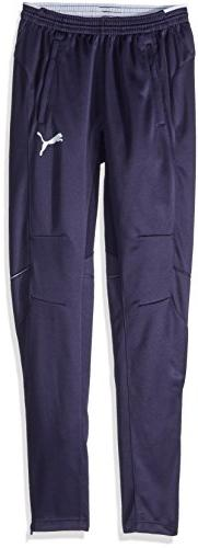 Puma Men's Training Pant New Navy/White Large, New
