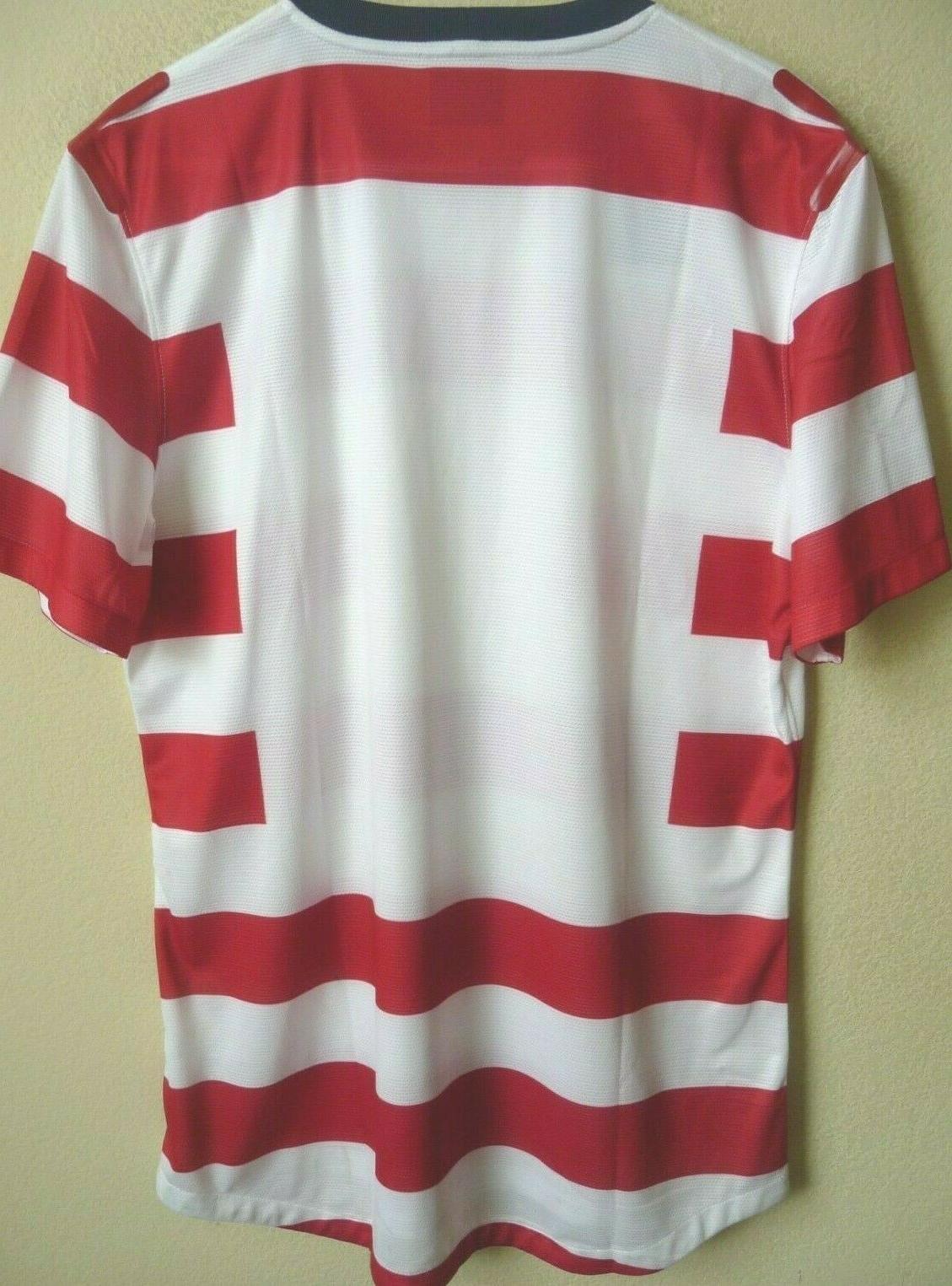 Nike USA Authentic Soccer Player Issued Jersey XXL