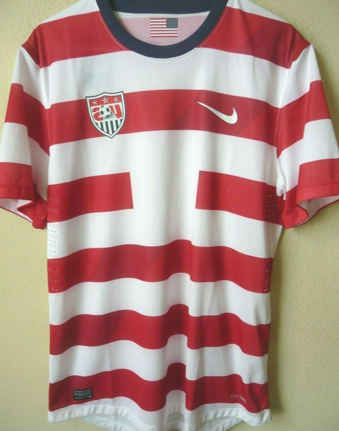 usa authentic waldo soccer player issued jersey