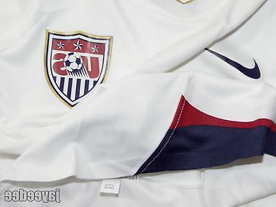 NIKE USWNT SOCCER WOMEN'S LS JERSEY WORLD CUP ISSUE AUTHENTIC