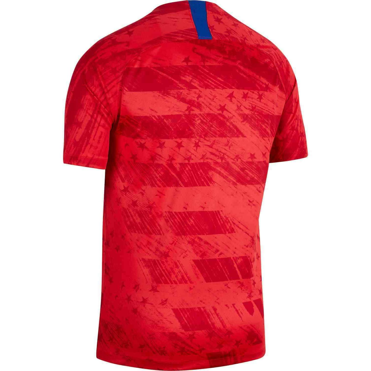 USA 2019 Soccer AWAY Copa Pulisic Free