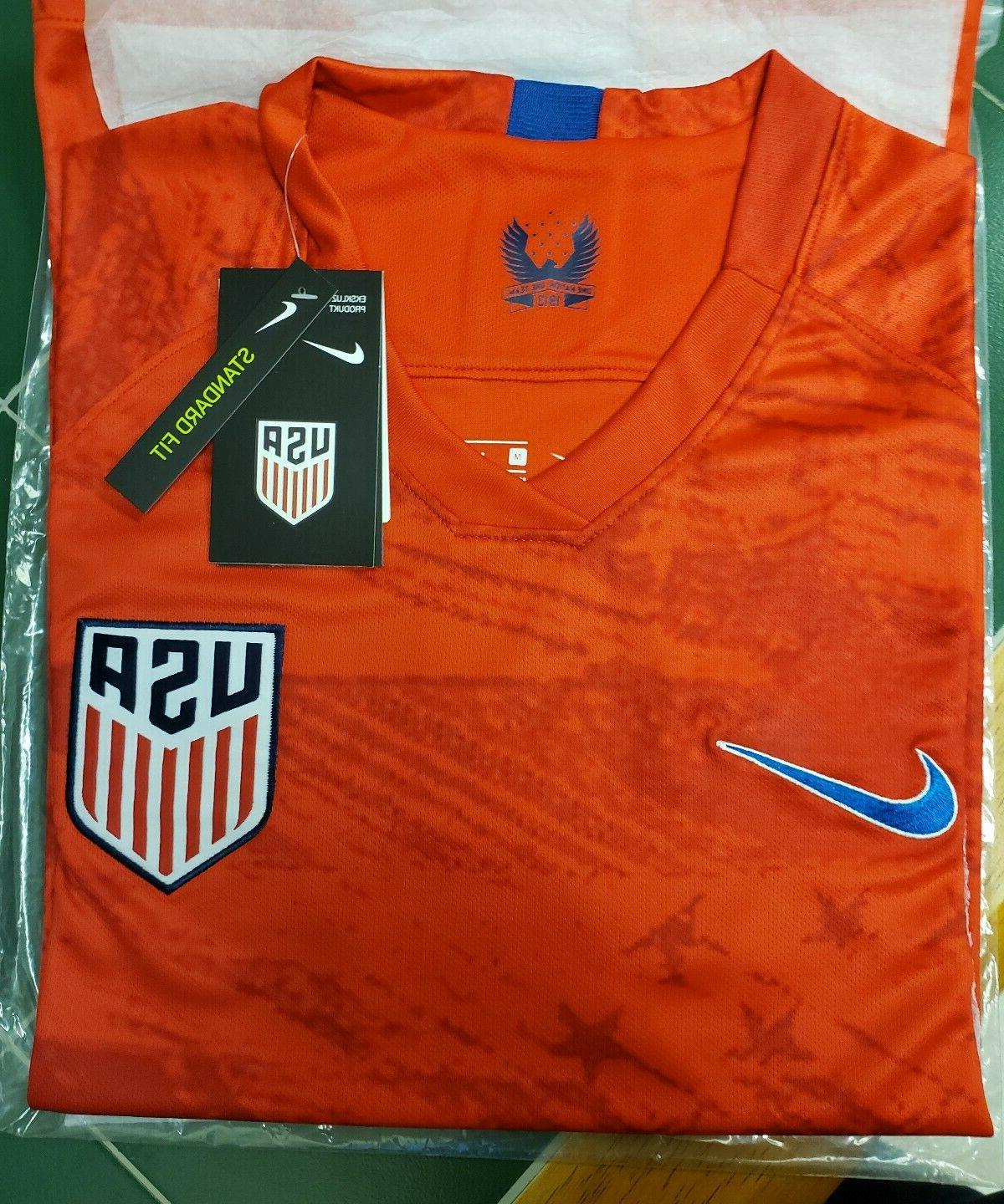 USA AWAY Copa Oro USMNT Free Shipping