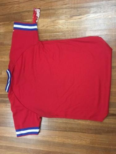 Vintage Wilson Baseball Jersey Mens Sz XL Soccer USA NEW