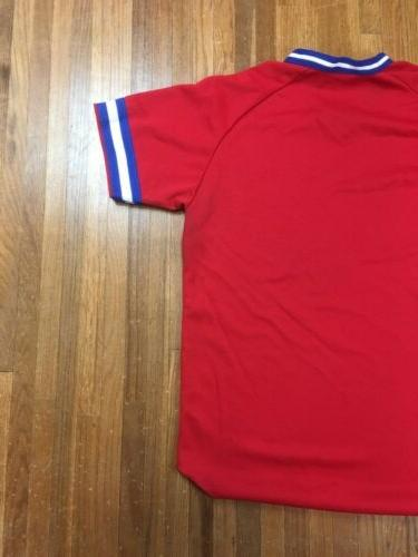 Vintage Mens XL Soccer USA