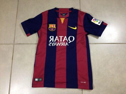 YOUTH 2014 Jersey Shirt Messi Boys