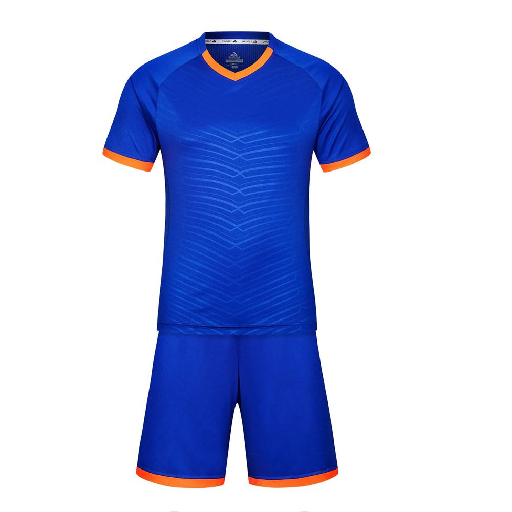 Youth Set <font><b>Men's</b></font> Football Kits Child Futbol Training Sport Suit