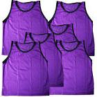 youth purple scrimmage vests pinnies