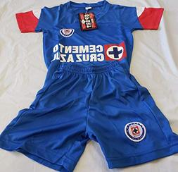 Sport New! La Maquina De Cruz Azul Generic Replica 2 PC Set
