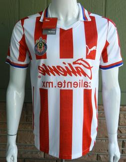 LIGA MX CLUB DEPORTIVO CHIVAS LOCAL HOME JERSEY 2021 LA NUEV
