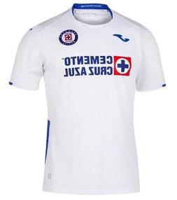 LIGA MX CRUZ AZUL Soccer Away Jersey 2019/2020 Joma Men Size