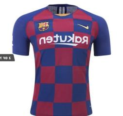 Lionel Messi #10 FC Barcelona Soccer Home Away Jersey 2019/2
