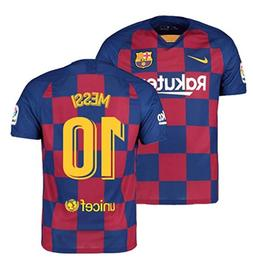 Lionel Messi #10 FC Barcelona Soccer Home & Away Jersey 2019