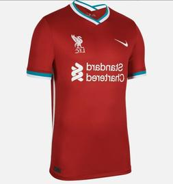 Liverpool 2020 - 2021 Home Soccer Jersey FAST SHIPPING FREE