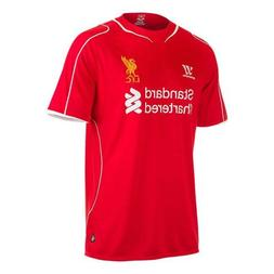 Warrior Liverpool Home Jersey Youth Red 2014