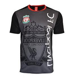 ICON SPORTS Liverpool Soccer Jersey Adult Training Custom Na