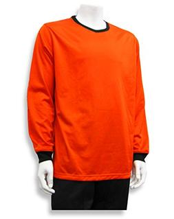 Long Sleeve Soccer Goalkeeper Jersey for Youths, Adults - si
