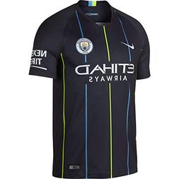 NIKE 2018-2019 Manchester City FC Away Stadium Jersey