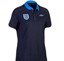 Umbro Women's Manchester City Short Sleeve Jersey