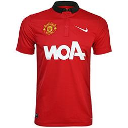 Manchester United Home Jersey 13/14