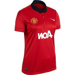 Manchester United Home Jersey Women's