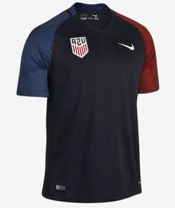 Nike Men's 2016 USA Away Soccer Jersey 724641 010