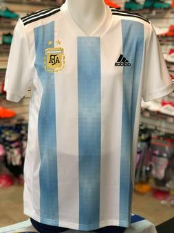 adidas Men's Argentina HOME SOCCER Jersey 2018 world cup MES