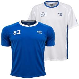 men s el salvador soccer training jersey