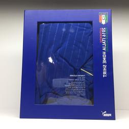 Men's Puma FIGC Italy Italia Authentic Soccer Jersey 748828-
