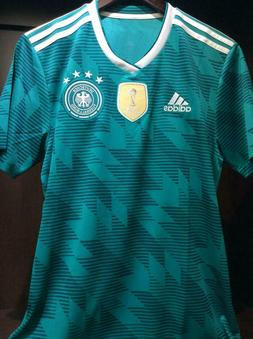 Adidas Men's Germany Away Soccer Jersey 2017/18 World Cup -