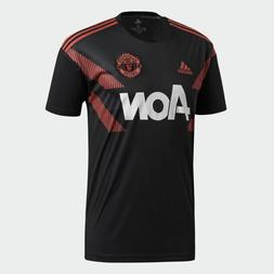 Adidas Men's Manchester United Home Pre-Match Soccer Jersey