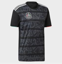 Men's Mexico Home Black Soccer Jersey Copa Oro 2019 Seleccio