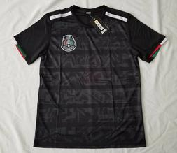 Men's Mexico National Team 2019 Unbranded Black Soccer Jerse
