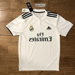 Men's REAL MADRID Home Jersey Soccer DH372 M Medium