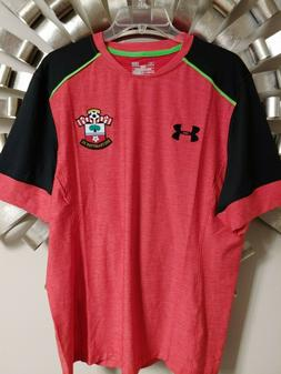 Under Armour Men's Southampton FC Red Soccer/Football Jersey