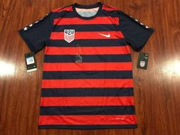 Nike Men's United States Soccer Gold Cup Soccer Jersey Shi