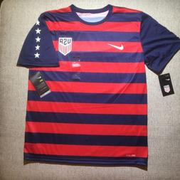⚽️Nike Men's United States Soccer Gold Cup Soccer Jers