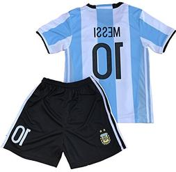 Messi Jersey 2018 World Cup Qualifiers Argentina Soccer Jers