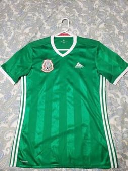 mexico 2016 2017 official home soccer jersey