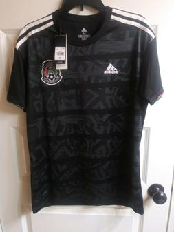 Mexico 2019 Home Soccer Jersey Copa Oro BLACK all Sizes